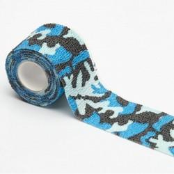 Maskovací voděodolná páska - blue