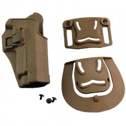 Pistolové polymerové pouzdro pro SIG SAUER - pískové