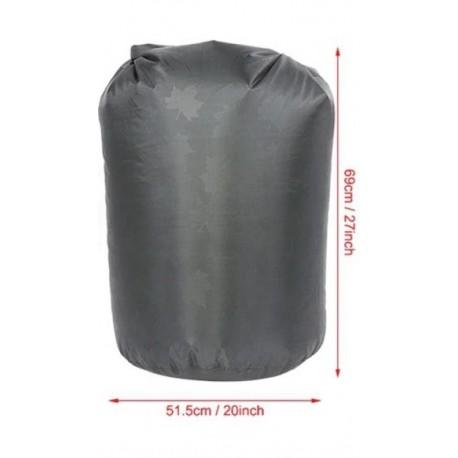 Voděodolný pytel 40l - zelený