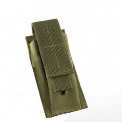 Pouzdro na jeden pistolový zásobník - zelený