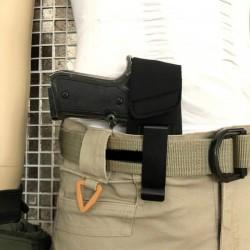 Neoprénové pistolové pouzdro vnitřní