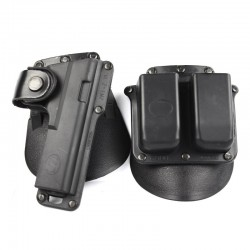 set pro GLOCK pouzdro  pistolové + zásobníkové