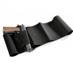 Elastický opasek pro skryté nošení zbraně