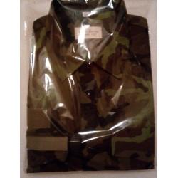 Army košile DR zelená - XL