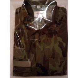 Army košile DR zelená - XXL