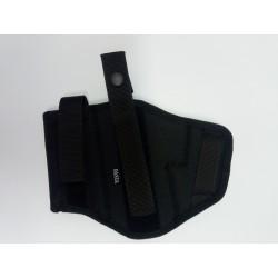 Pouzdro pro CZ 75/85, CZ 75 D Compact s kapsou na zásobník