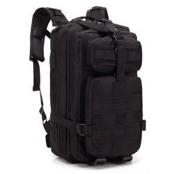 batoh taktický - černý