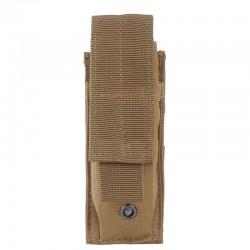 Pouzdro na jeden pistolový zásobník - pískový