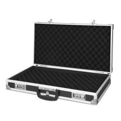 Kufr hliníkový s polstrováním