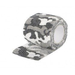 Maskovací voděodolná páska - snow