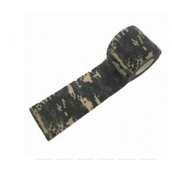 Maskovací voděodolná páska - ACU