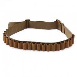 Nábojový pás brokový - pískový na 26