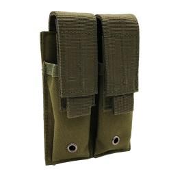 Sumka na 2 pistolové zásobníky - písková