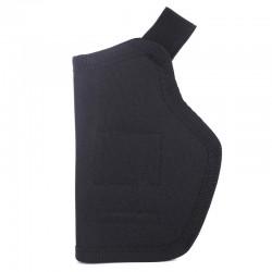 Opaskové pouzdro na pistoli - černé