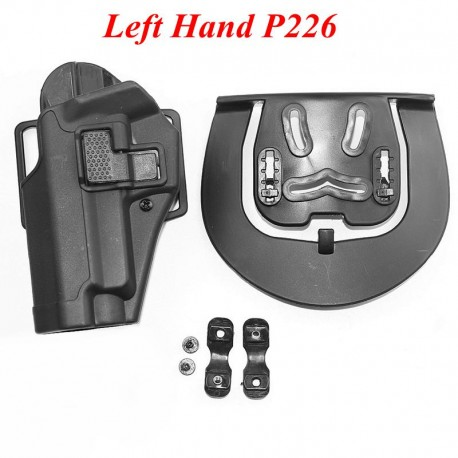 Polymerové pouzdro pro leváka pro SIG SAUER P226 - černé