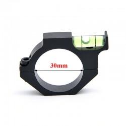 vodováha na optiku 30 mm