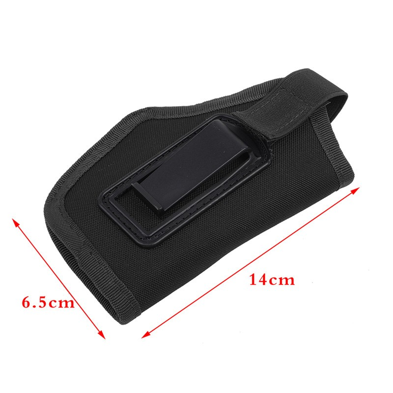 Opaskové pouzdro na pistoli - digital 012d